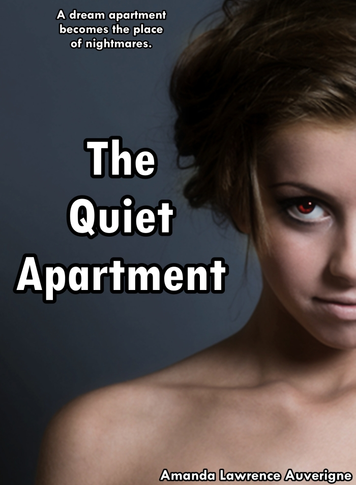 The Quiet Apartment by Amanda Lawrence Auverigne